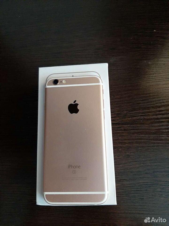 Das Telefon iPhone 6s 128Gb