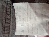 Вильветовые брюки