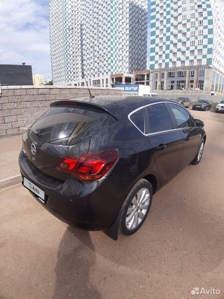 Opel Astra, 2011  89610478404 купить 3