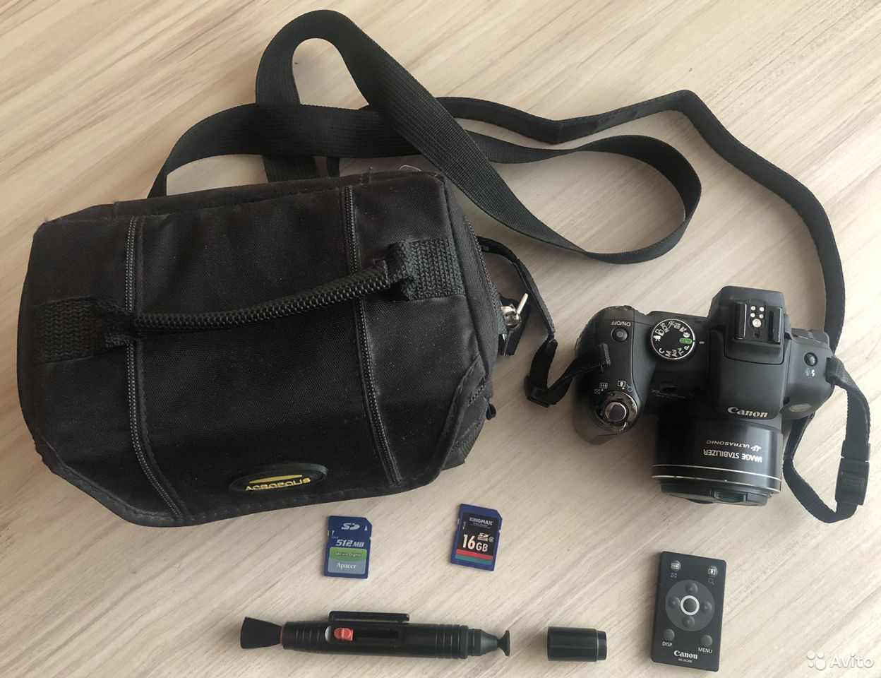 Canon PowerShot SX1 IS  89870718070 купить 3
