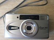 Японский пленочный фотоаппарат skina