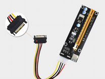 Райзер Riser ver. 006 Molex. USB 3.0 PCI-E