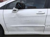 Peugeot 308 дверь передняя левая