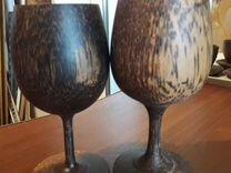 Посуда из натуральнго материала-кокоса
