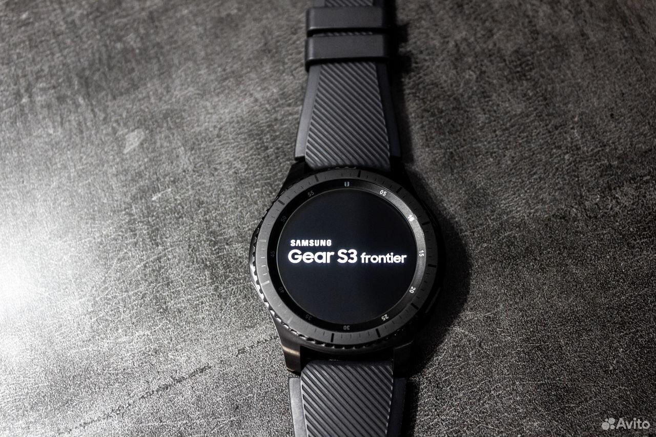 Часы SAMSUNG Gear S3 Frontier  89378001620 купить 4