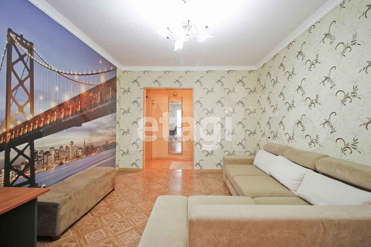 2-к квартира, 53.6 м², 4/5 эт. 89622533318 купить 2