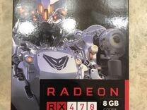 Видео карта Radeon RX470 8gd