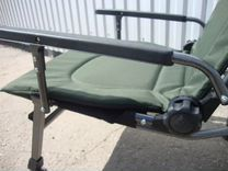 Кресло стульчик на рыбалку карповое Elektrostatyk