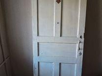 Дверь деревянная Б/У