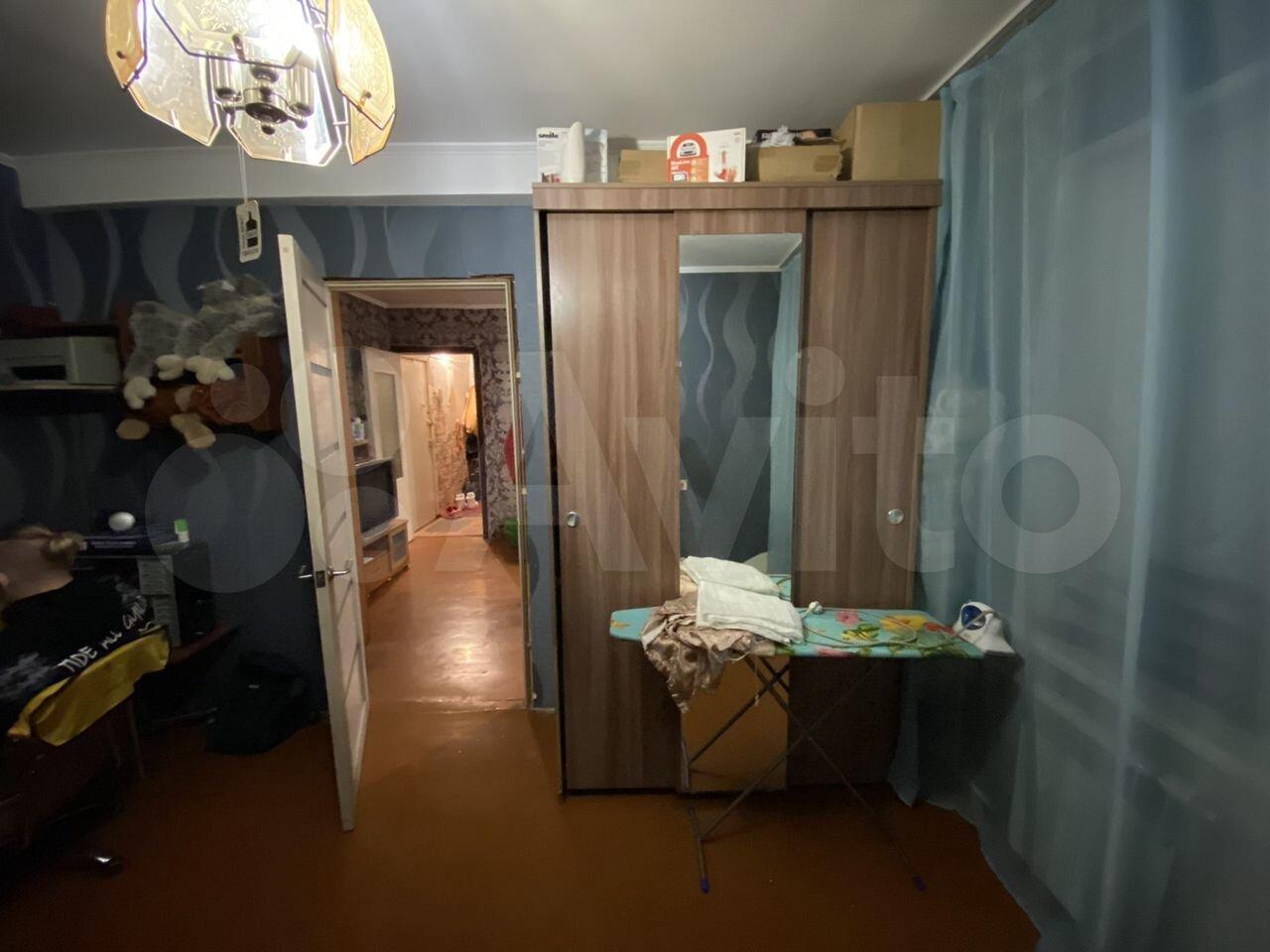 3-к квартира, 54.9 м², 6/9 эт. 89831698037 купить 7