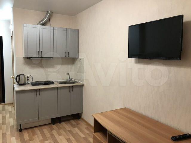 квартира студия на длительный срок проспект Троицкий 138к1