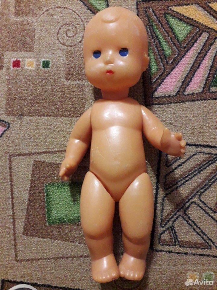 Кукла СССР яша