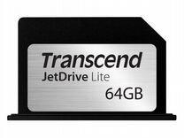 Transcend JetDrive Lite 360 64Gb для MacBookPro15