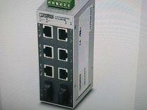 Промышленный коммутатор FL SFN 6GT/2SX