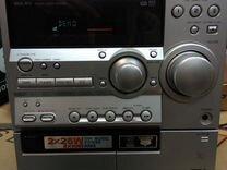 Музыкальный центр Aiwa Nsx-R11 — Аудио и видео в Челябинске