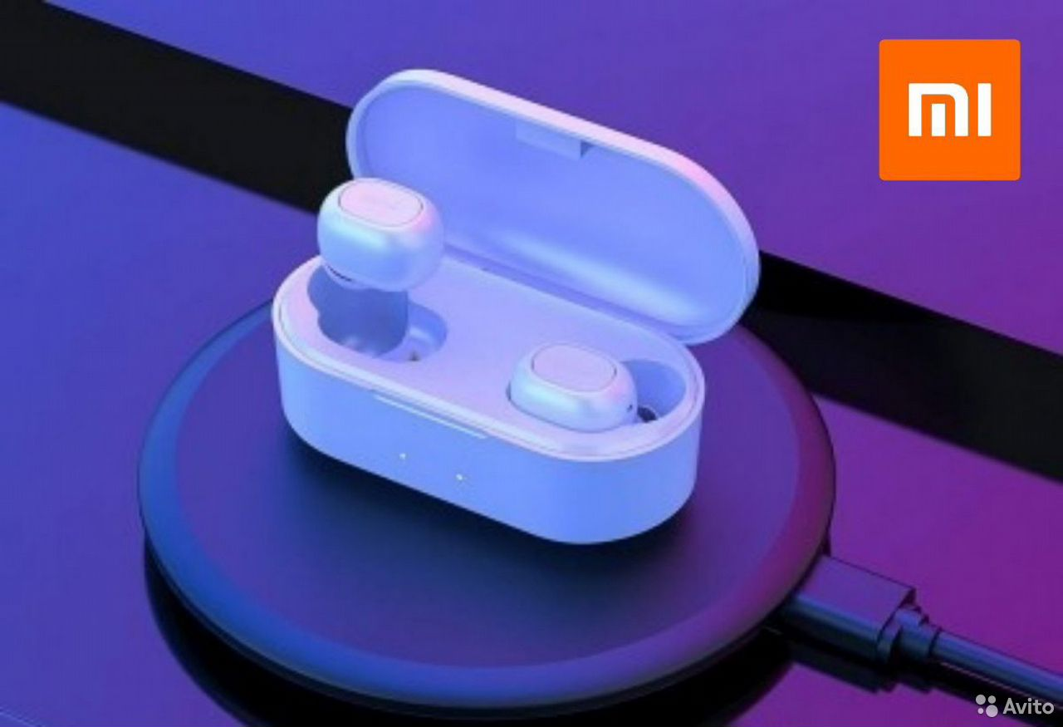 Беспроводные наушники Xiaomi QCY T2C (QS2) Origina  89102299246 купить 2