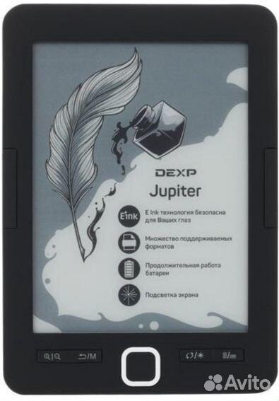 Dexp FL2 Jupiter. Электронная книга