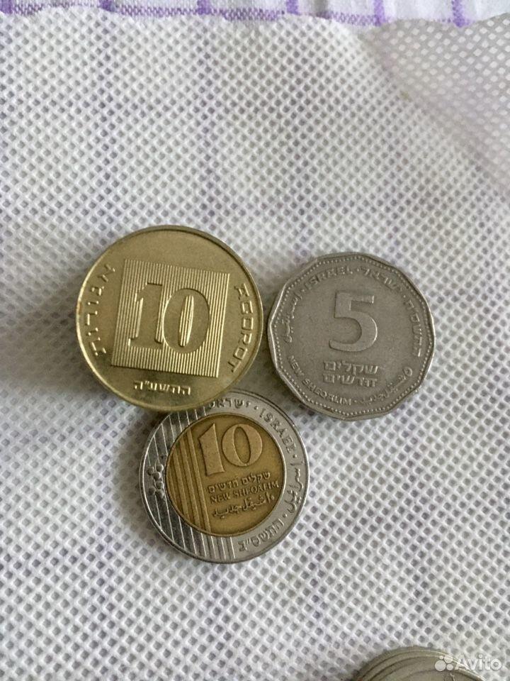 Монеты Израиля и Казахстана  89212003457 купить 1