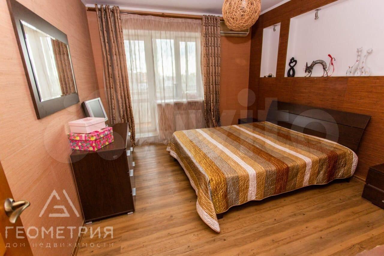 5-к квартира, 117.9 м², 5/6 эт.