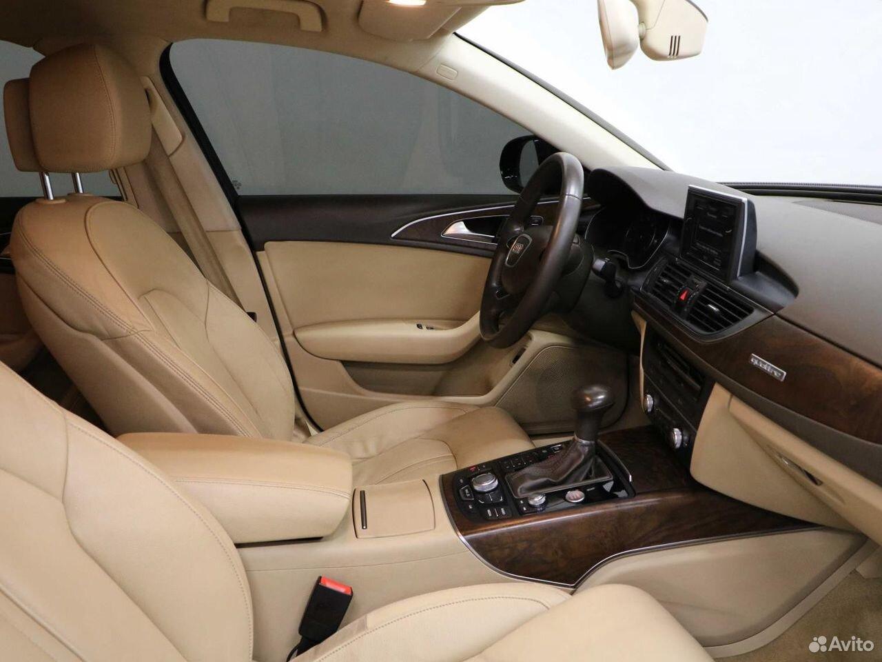 Audi A6, 2011  84872337205 купить 6