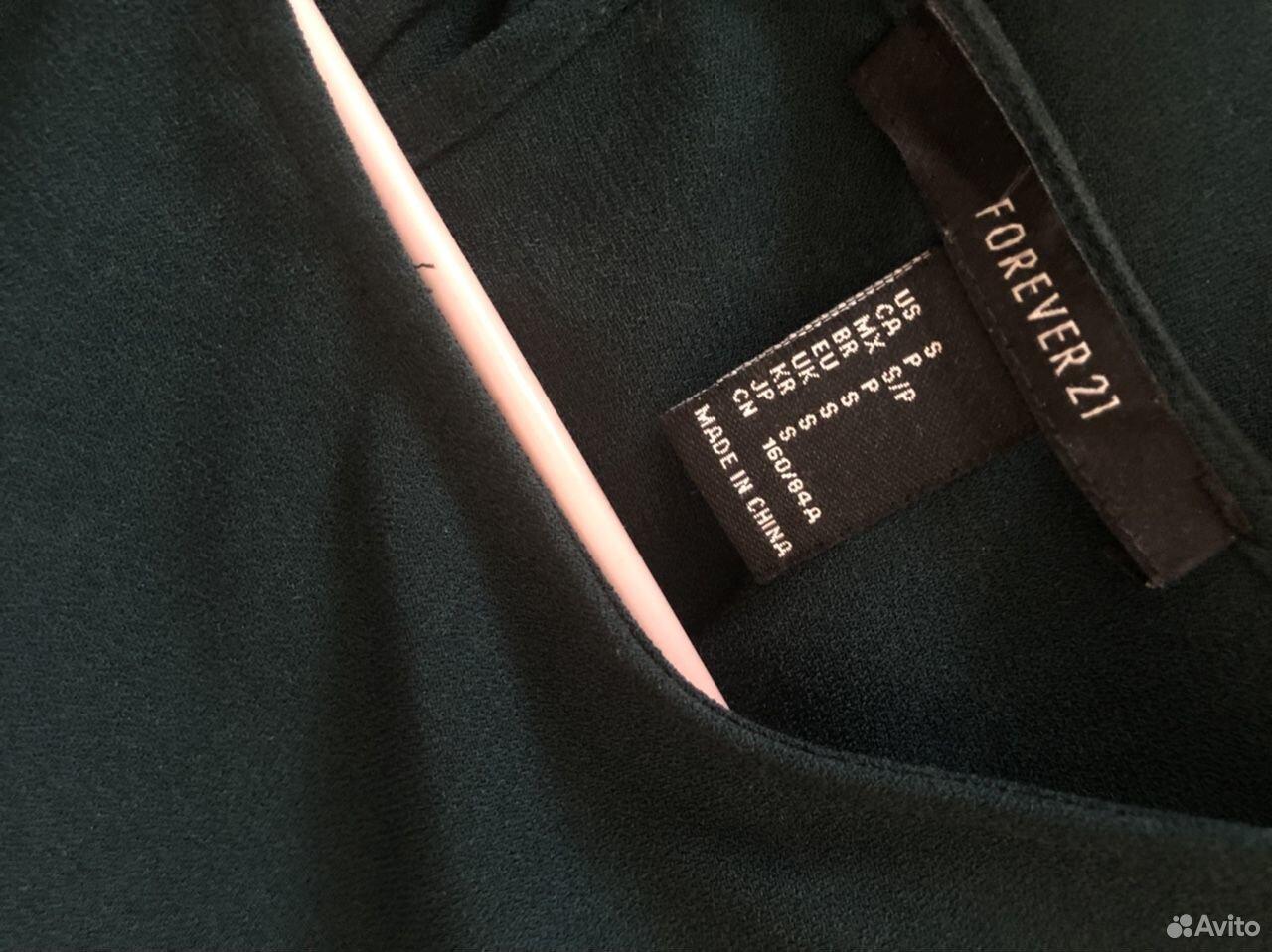 Платье А-силуэта forever21 (s)  89032636918 купить 2