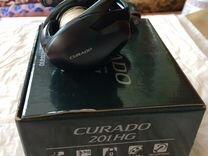Shimano Curado K 201 left