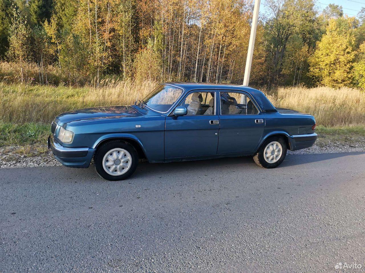 ГАЗ 3110 Волга, 2003  89090546418 купить 8