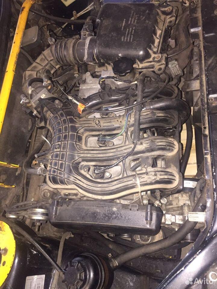 Двигатель на ваз 1.6 16кл 124
