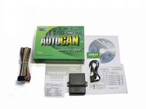 CAN модуль TEC Electronic Autocan R v5