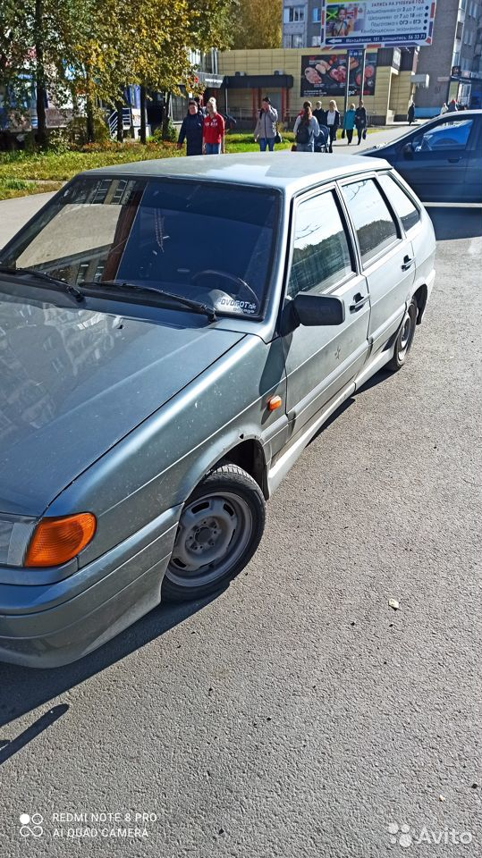 ВАЗ 2114 Samara, 2007  89068162919 купить 1