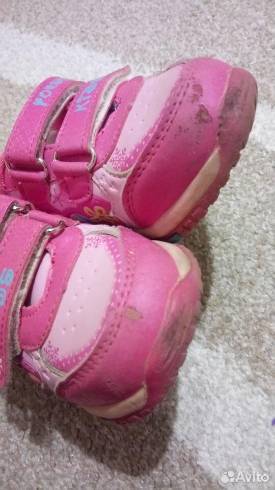 Кроссовки для девочки, р. 25  89213578617 купить 5