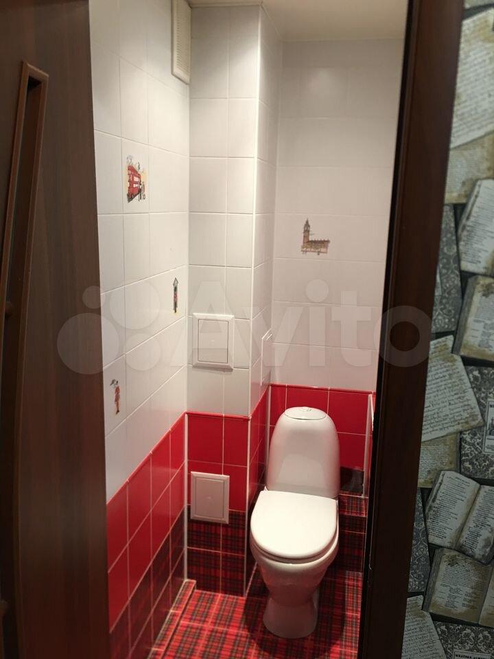 1-к квартира, 35 м², 4/10 эт.  89827469093 купить 10