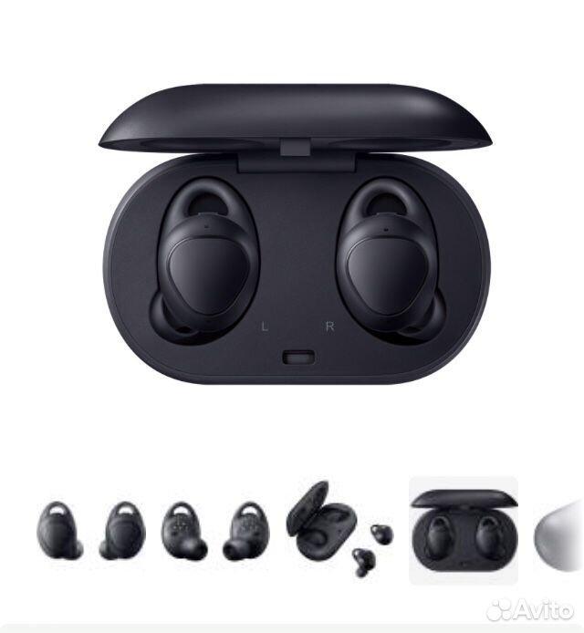 Беспроводные наушники Samsung Gear IconX  89526672746 купить 4