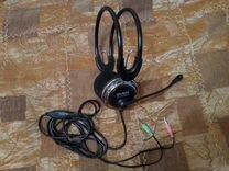 Наушники с микрофоном sven AP-525MV