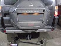 Фаркоп Трейлер для Mitsubishi Pajero III /IV — Запчасти и аксессуары в Перми