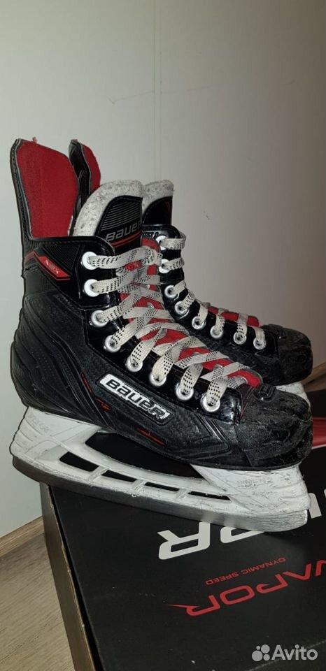 Хоккейные коньки bauer nsx