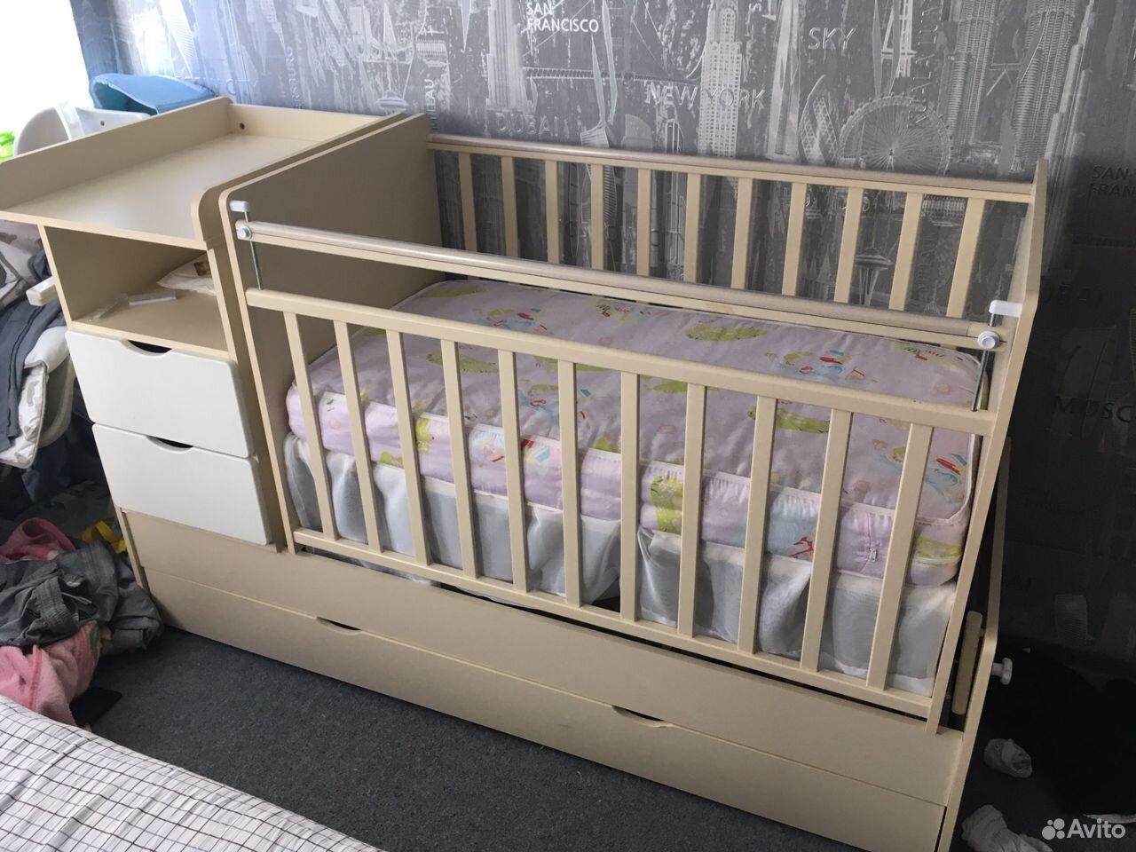Детская кроватка  89619641988 купить 1