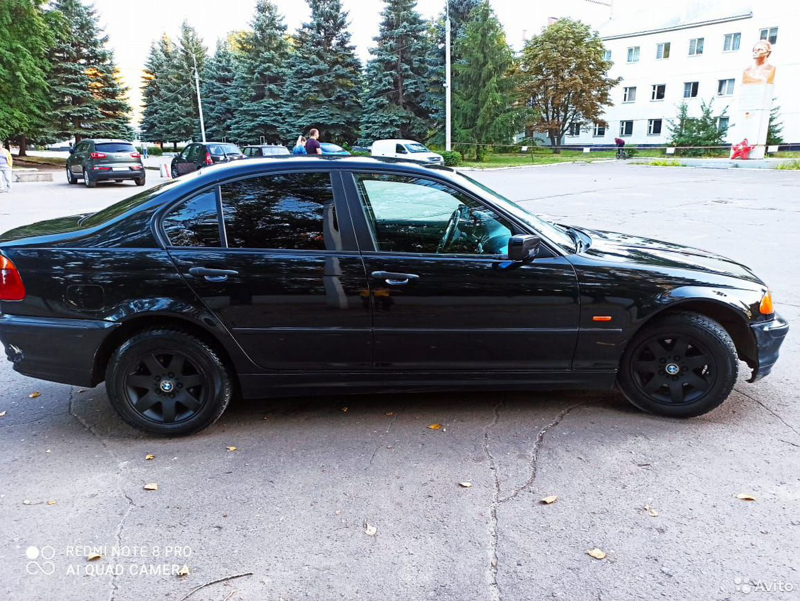 BMW 3 серия, 1998  89066585814 купить 5