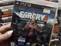 Far Cry 4 Полное издание на PS3