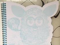Furby книжка-блокнот