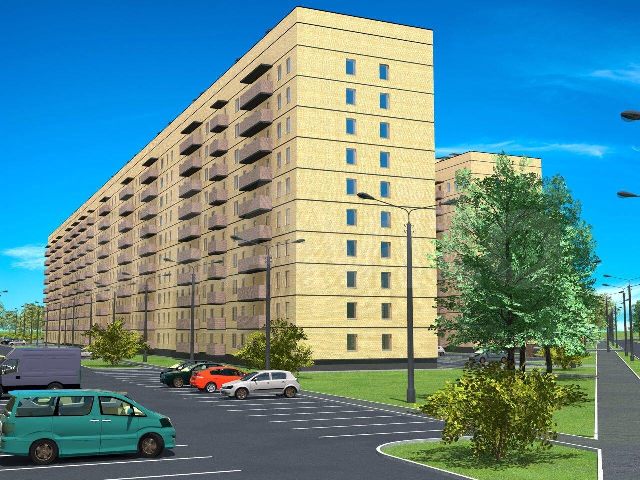 1-к квартира, 37.5 м², 3/10 эт.  84812777000 купить 9