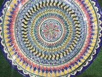 Ляган. Узбекская посуда. Керамика