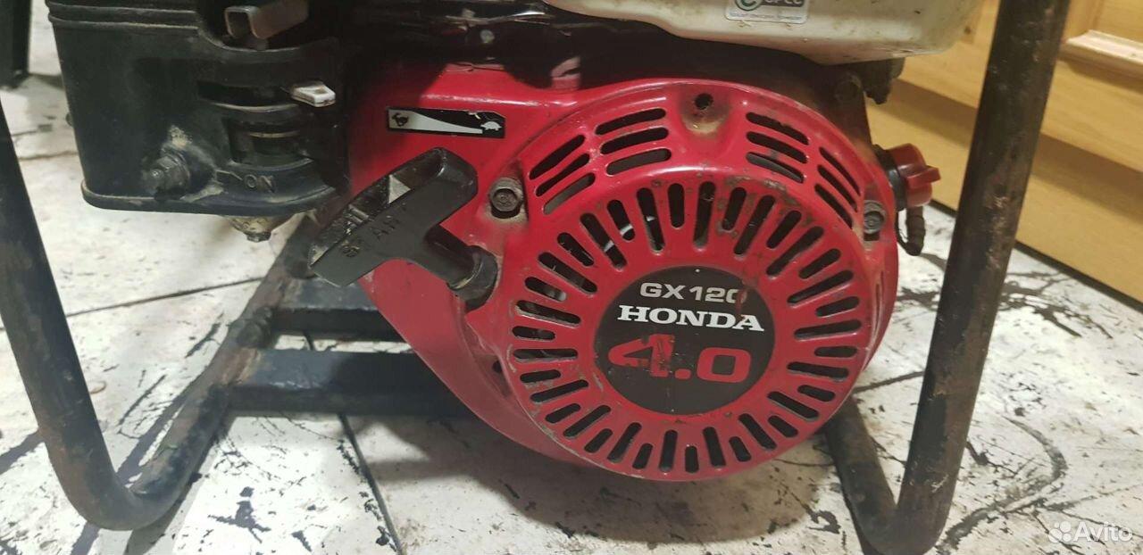 Двигатель honda GX-120  89110247807 купить 2