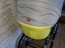 Детская коляска-люлька Navington Caravel