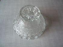 Хрустальная конфетница