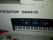 Синтезатор в хорошем состоянии Новый