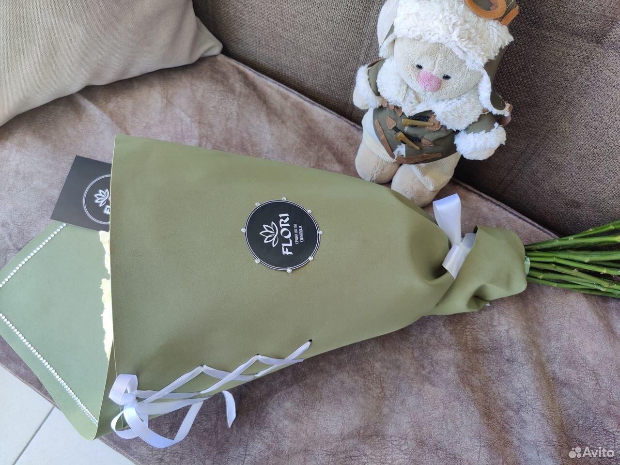 Розы Липецк букет махито  89997501234 купить 5