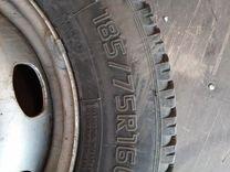 Продам комплект колес на газель