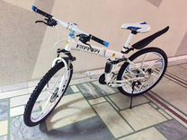 Велосипеды land rover G4 audi