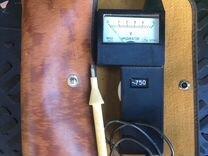 Мультиметр 1978 года с чехлом. сделано в СССР. в п